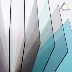 PMMA یا شیشه اکریلیک |قیمت پلی کربنات