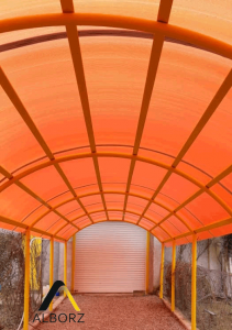 ورق پلی کربنات طلق البرز| قیمت ورق پلی کربنات ۹۹، فروش ورق پلی کربنات