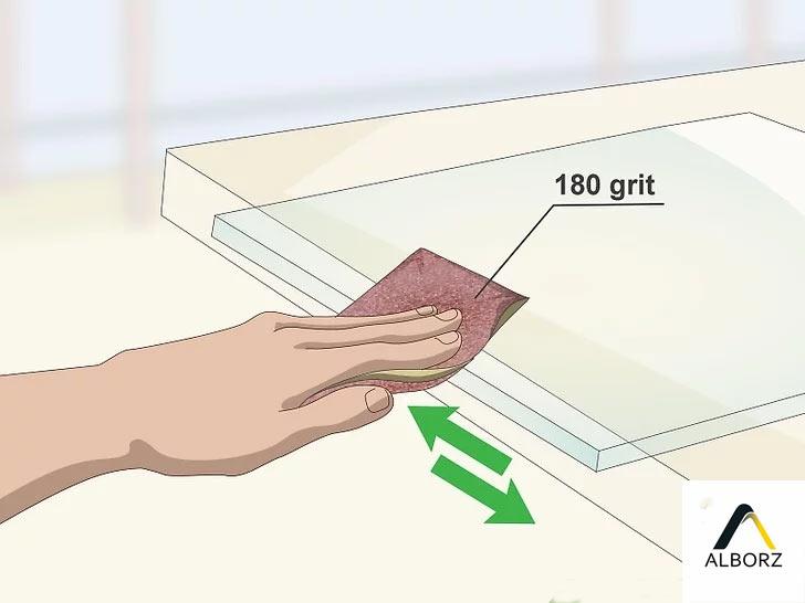 نحوه برش ورق های اکریلیک